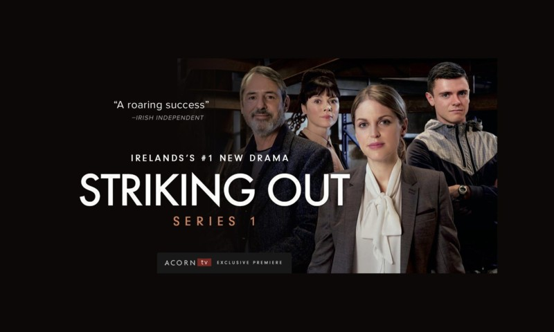 Striking Out TV Series